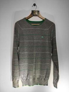 727c1f8d Adidas Sweatshirt Medium Fits Oversized Designer Sportswear, Sweater  Fashion, Reebok, Tommy Hilfiger,