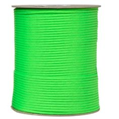 Neon Green SS18 550 Type III Paracord 1000 Spool Made in the USA >>> Be sure to check out this awesome product.(This is an Amazon affiliate link)