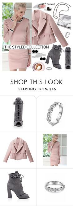 """""""The styled collection"""" by metisu-fashion ❤ liked on Polyvore featuring Prada, Christian Dior, Loeffler Randall and Martha Stewart"""