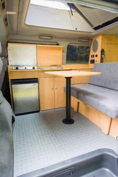 In-depth guide to buying a Mazda Bongo or Ford Freda by the experts at Practical Motorhome Ford Freda, Mazda Bongo Friendee, Camper Van Beethoven, Bongo Campervan, Mini Camper, Campervan Interior, Camper Conversion, Remodeled Campers, Van Life