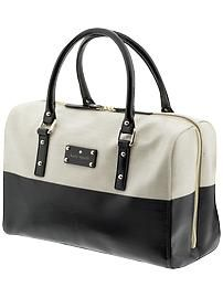 a seriously sophisticated Kate Spade bag
