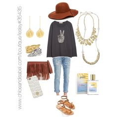 """""""Casual by Nature"""" by lesleysmith614 on Polyvore www.chloeandisabel.com/boutique/Lesley#35435"""