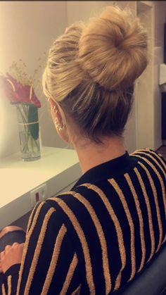 Hair updo #byjobosco #LalaRudge