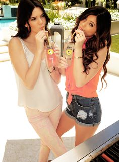 Kendall & Kylie Jenner. I love literally everything they wear.