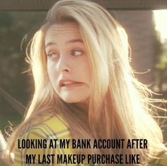 LOL, This may be true for some but not for me. I never have to spend money on my makeup addiction because as a Younique Presenter, my makeup is free. Join my team today so you never have to spend money on makeup or skincare AGAIN.