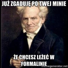 "The World as Will and Idea Volume 1 by Arthur Schopenhauer, Part 1 Audiobook, Nietzsche. Schopenhauer used the word ""will"" as a human's most familiar designa. Love Me Quotes, Great Quotes, Funny Quotes, Funny Memes, Hilarious, Jokes, Frases Humor, Dark Memes, Sad Life"
