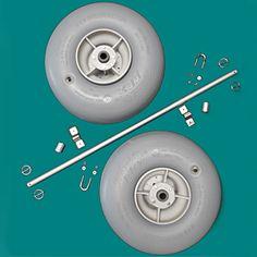 Wheelez Big Beach Tires Conversion Kits