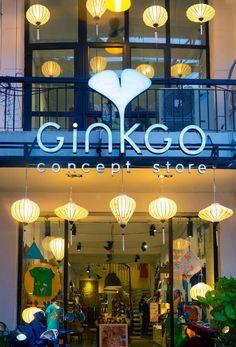 Shop till you drop@ Ginkgo Concept Store, 254 De Tham Street, District 1, Saigon.   Wanderlust Paperie products are now available...