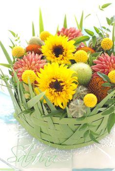 Flower Arrangement by Sabrina - Yuri Tanabe