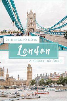 London is an insanely popular tourist destination with 30 million people visiting each year! There is so much to do. If you are planning a trip to London you must read this Ultimate #London bucket list. | Visit London | Things to do in London | London Travel | London Bucket List | Best things to do in London | London tourist spots | Guide to London | UK travel | England Travel