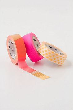 Washi Paper Tape #anthropologie/////I HAVE THESE!!!!!!!!!!!!!!!!