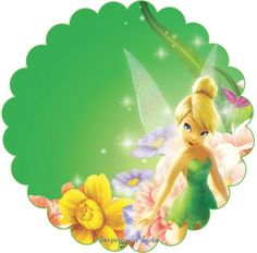 Tag de agradecimento 3                                                                                                                                                                                 Mais Tinkerbell Wallpaper, Fairy Wallpaper, Christmas Frames, Christmas Pictures, Bolo Tinker Bell, 1 Year Birthday Party Ideas, Disney Faries, Tinkerbell Pictures, Dolphin Art