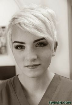 The Stylish and Amazing Pixie Cut Hair
