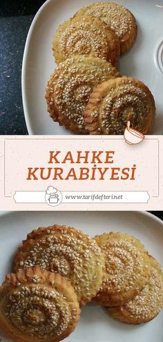Turkish Kitchen, Food Words, Yummy Eats, Doughnut, Eat Cake, Ham, Cookie Recipes, French Toast, Deserts