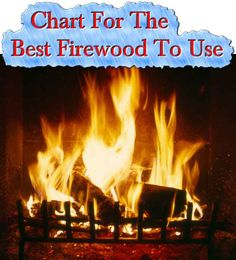 Do you burn firewood? Here is a list of best-burning wood firewood to use as well as firewood tips.Did you know that one cord of wood burned asfirewoodprovides the heat equivalent to that produced by burning 200 to 250 gallons of heating oil, depending on the type of hardwood you are using?I…