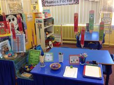 Phonics Factory is still very popular ... updated for Phase 4... clever Class 1! LH