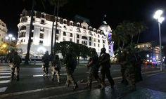 Atentado em Nice deixa pelo menos 77 mortos e 100 feridos - REUTERS/Eric Gaillard