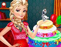 Elsa Frozen Birthday