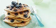 Last Minute Muttertagsrezepte Dessert, Pancakes, Breakfast, Food, Eat Lunch, Easy Meals, Baking, Food Food, Dessert Food