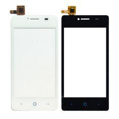 Freies Verschiffen 4 zoll Touchscreen Sensor Für ZTE Blade AF3 T221 Touch Screen Glas Digitizer Vorderen Äußeren Touch Panel Ersatz