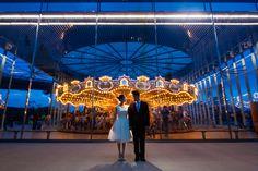 #Brooklyn #DUMBO #Engagement photo by BOM Photography -  www.bom-photo.com