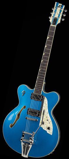 Duesenberg Guitars Fullerton Elite Catalina Blue