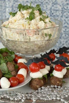 Crafts Beautiful, Sweet And Salty, Feta, Potato Salad, Food And Drink, Cooking Recipes, Cheese, Kitchen, Waiting