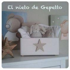 Cajita estrella #elnietodegepetto