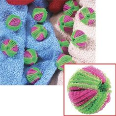 Lint catcher balls for the washing machine...anyone out there used these?? What do you think?