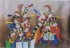 J Roybal Paintings