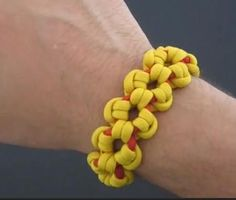 How to Make an Aztec Sun Bar Bracelet by TIAT