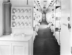 Ambulance trains transported wounded soldiers during World War I: