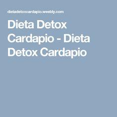 dieta detox 5 dias cardapio