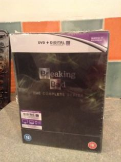 #Breaking bad #complete #series dvd + uv code,  View more on the LINK: 	http://www.zeppy.io/product/gb/2/252397172621/