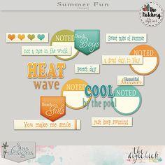 Summer Fun - Snips