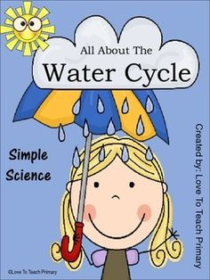The water cycle readers theater cycling water and school water cycle simple sciencescience strand 2 interdependent relationships in ecosystems and structures and properties ccuart Gallery