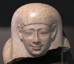 Mariemont/Dinastía XXVI/Parte sarcofago | por Soloegipto