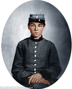 Edwin Francis Jemison was a 16 year old Confederate soldier who died a year later at the age of 17 during the Battle of Malvern Hill, when h...