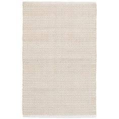 Herringbone Linen Indoor/Outdoor Rug design by Dash & Albert