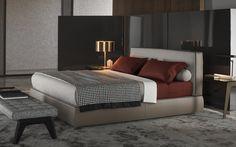 minotti bed - Google Search