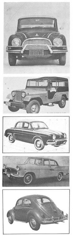 A 15 de novembro de 1957, saía às ruas o primeiro automóvel fabricado no Brasil, com um índice de nacionalização relativamente elevado: tratava-se da perua DKW. Era um carrinho feio, que mais parecia um carro de padeiro. As linhas traseiras quadradas nada tinham a ver com a frente arredondada, herdada dos DKW fabricados na Alemanha, pela Auto-Union. Não havia muitas alternativas quanto à cor da pintura nem do estofamento. Mas a perua andava bem e surpreendia pelo desempenho e economia.