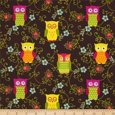 Owlivia Roost Brown