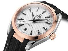 Omega Seamaster Aqua Terra Master Chronometer Watches For 2017 | aBlogtoWatch