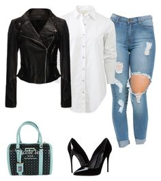 """""""Untitled #188"""" by nihada106 ❤ liked on Polyvore featuring rag & bone, Dolce&Gabbana, women's clothing, women's fashion, women, female, woman, misses and juniors"""