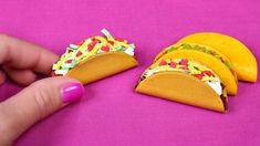 DIY American Girl Tacos-best easiest paper