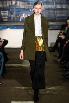 Sfilata Arthur Arbesser Milano - Collezioni Autunno Inverno 2016-17 - Vogue