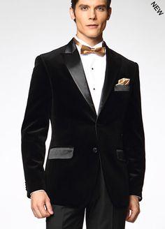 Bright Velvet Formal Suit