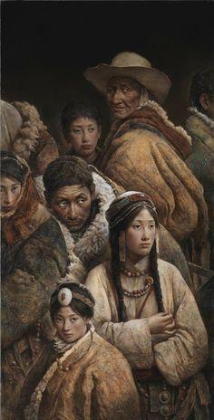 Tang Wei Min 唐伟民 (b1971; Yong Zhou, Hunan Province)