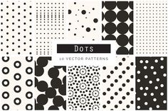 From IAMTHELAB.com: Geometric Patterns Vol 1 #Pattterns