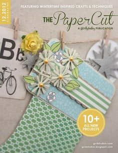 The PaperCut Magazine, December 2012 by GCD Studios